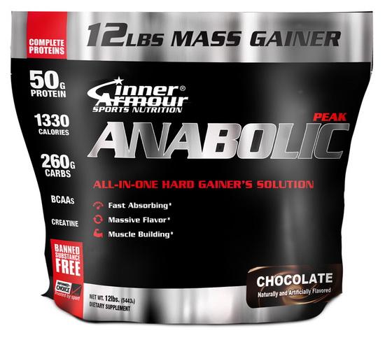 anabolic peak 12 lbs