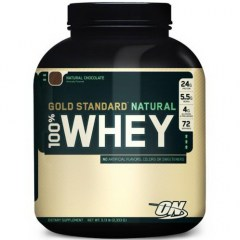 Optimum Nutrition 100 Whey Gold Standard Natural (image)