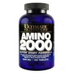 Ultimate Nutrition Amino 2000 (image)