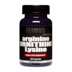 Ultimate Nutrition Arginine Ornithine Lysine (image)