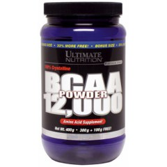 Ultimate Nutrition BCAA 12000 Powder (image)