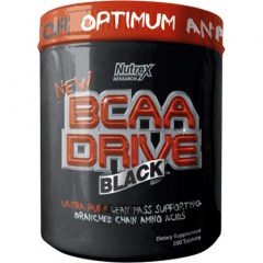 Nutrex BCAA Drive Black (image)
