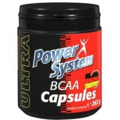 Power System BCAA Capsules (image)