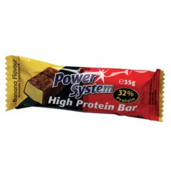 Power System High-Protein Bar (image)