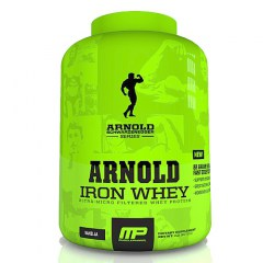 Arnold Series Iron Whey (image)