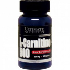 Ultimate Nutrition L-Carnitine 500 (image)