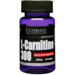 Ultimate Nutrition L-Carnitine 300 (image)