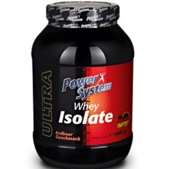 Power System Whey Isolate (image)