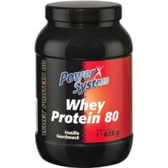 Power System Whey Protein 80 (image)