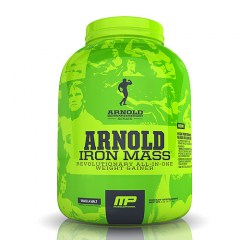 Arnold Series Iron Mass (image)