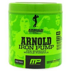 Arnold Series Iron Pump (image)