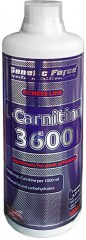 Genetic Force L-Carnitine 3600 (image)
