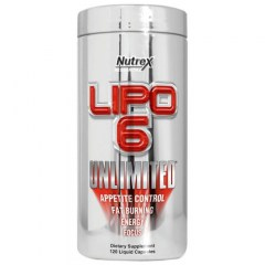Nutrex Lipo-6 Unlimited (image)