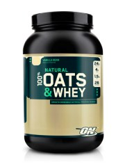 Optimum Nutrition 100 Natural Oats Whey (image)