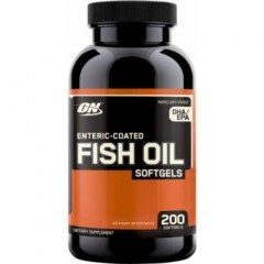 Optimum Nutrition Fish Oil Softgels (image)
