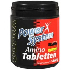 Power System Amino Tabletten (image)