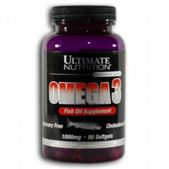 Ultimate Nutrition Omega-3 (image)