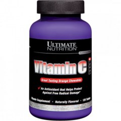 Ultimate Nutrition Vitamin C 500 Chewable (image)