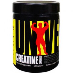 Universal Nutrition Creatine Capsules (image)