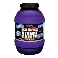 Ultimate Nutrition ISO Mass Xtreme Gainer (image)