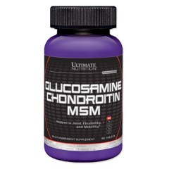 Ultimate Nutrition Glucosamine Chondroitin MSM (image)