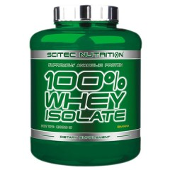 Scitec Nutrition 100 Whey Isolate (image)