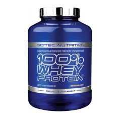 Scitec Nutrition 100 Whey Protein (image)